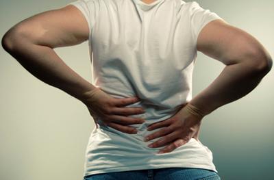 снять усталость спины