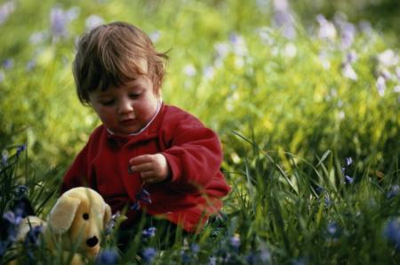 Защита от клещей для детей