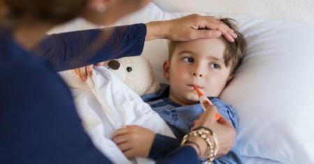 причины заболевания маленьких детей