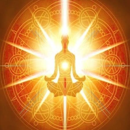 световая медитация