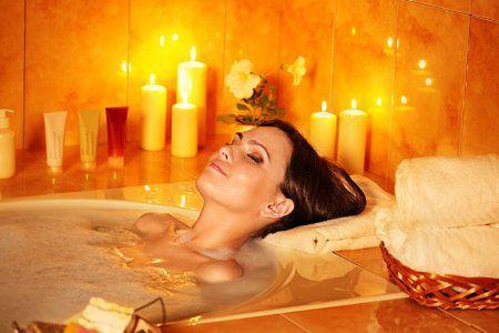 ванны для душевной гармонии