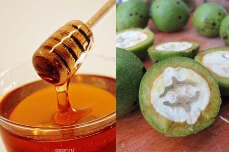 сладкое лечение медом