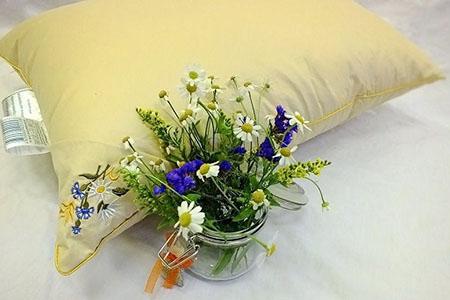 полезные свойства травяных подушек