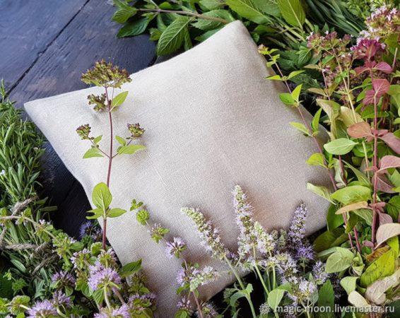 выбираем травы для подушки