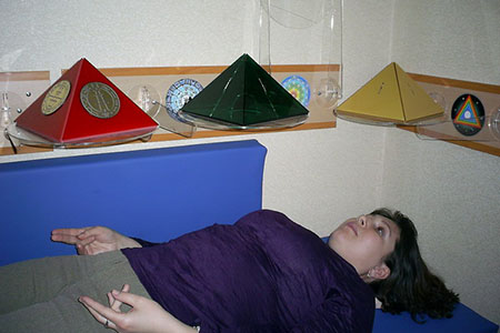 правила установки пирамидки